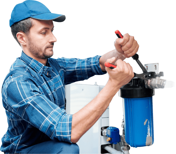 Eye Home Solutions Careers at Water Main Filter Technician