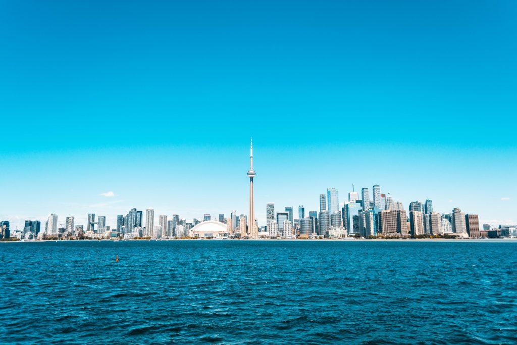 Ontario Lake Water